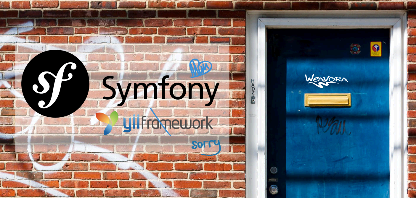 Symfony2 over Yii