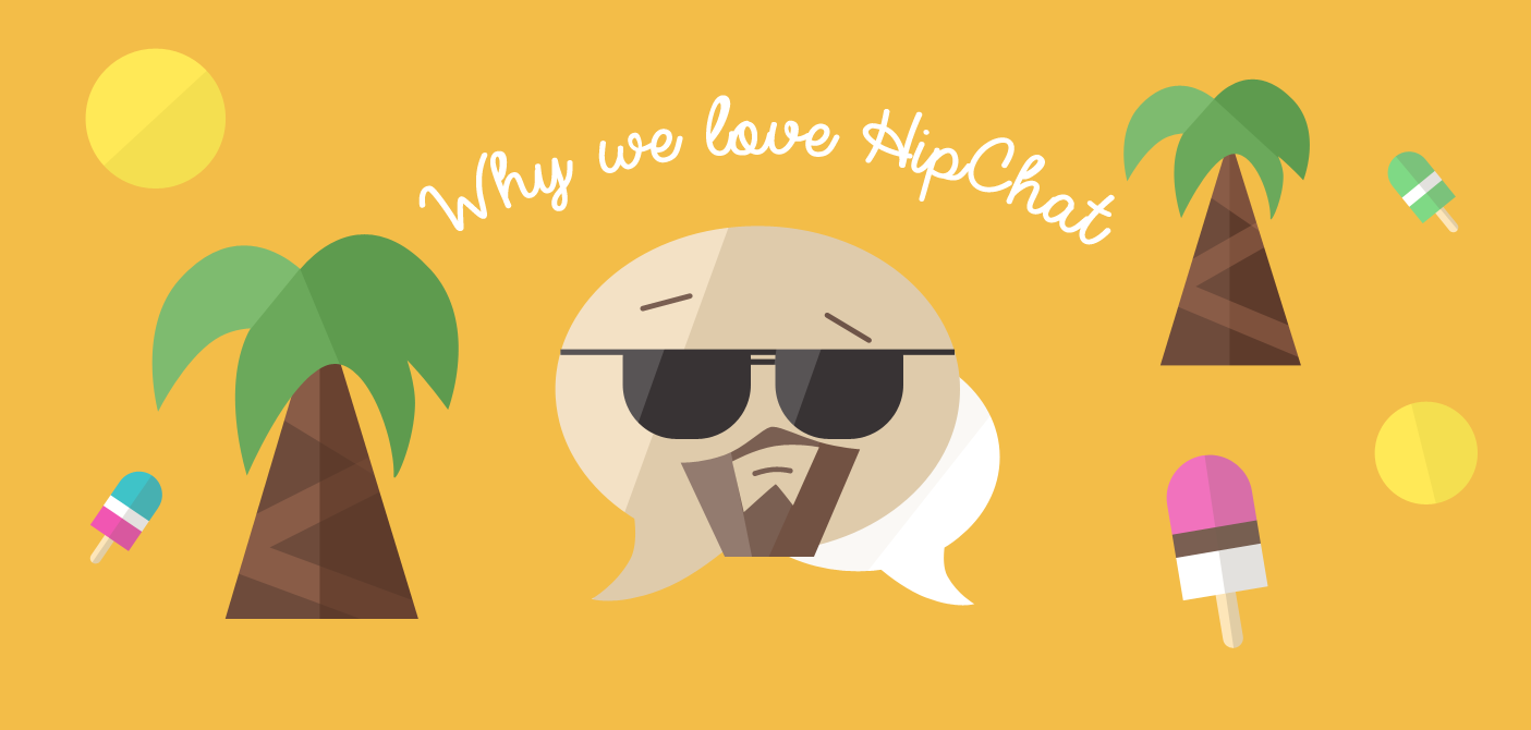 Why we love HipChat